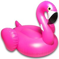 Madrac EASY FLOAT, Flamingo, 140x132x105cm, na napuhavanje
