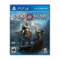 Igra za SONY PlayStation 4, God of War Standard Edition