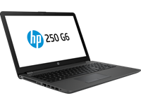 "Prijenosno računalo HP 250 G6 1XN42EA / Core i3 6006U, DVDRW, 4GB, SSD 256GB, HD Graphics, 15.6"" LED HD, HDMI, D-Sub, G-LAN, BT, kamera, USB 3.1, DOS, crno"