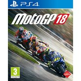 Igra za SONY Playstation 4, Moto GP 18