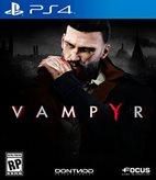 Igra za SONY PlayStation 4, Vampyr