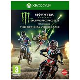 Igra za MICROSOFT XBOX One, Monster Energy Supercross