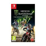 Igra za NINTENDO Switch, Monster Energy Supercross
