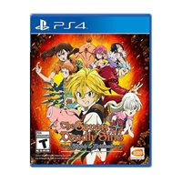 Igra za SONY PlayStation 4, The Seven Deadly Sins