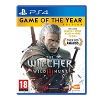 Igra za SONY PlayStation 4, The Witcher 3 GOTY