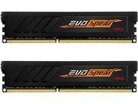 Memorija PC-19200, 8 GB, GEIL EVO Spear GSB48GB2400C16DC, DDR4 2400MHz, kit 2x4GB