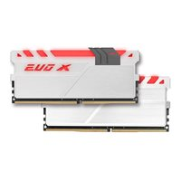 Memorija PC-19200, 8 GB, GEIL EVO X White GEXG48GB2400C16DC, DDR4 2400MHz, kit 2x4GB