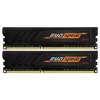 Memorija PC-25600, 16 GB, GEIL EVO Spear GSB416GB3200C16ADC, DDR4 3200MHz, kit 2x8GB