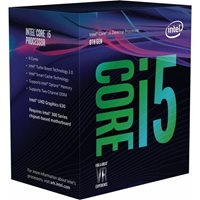 Procesor INTEL Core i5 8500 BOX, s. 1151, 3.0GHz, 9MB cache, HexaCore