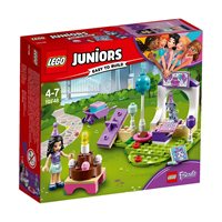 LEGO 10748, Juniors, Emma's Pet Party, Emmin tulum za ljubimce