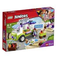 LEGO 10749, Juniors, Mia's Organic Food Market, Mijina trgovina organskom hranom