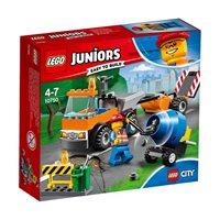 LEGO 10750, Juniors, Road Repair Truck, mehaničarski kamion