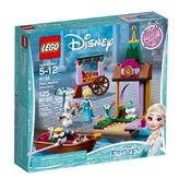 LEGO 41155, Disney, Elsa's Market Adventure, Elizina pustolovina na tržnici