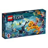 LEGO 41192, Elves, Azari & the Fire Lion Capture, Azari i hvatanje lava vatre