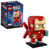 LEGO 41604, BrickHeadz, Iron Man MK50