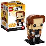 LEGO 41608, BrickHeadz, Han Solo