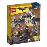 LEGO 70920, The Lego Batman Movie, Egghead Mech Food Fight, borba hranom s Eggheadom