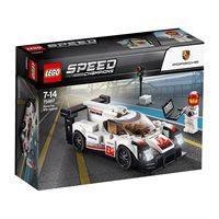 LEGO 75887, Speed Champions, Porsche 919 Hybrid