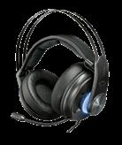 Slušalice TRUST GXT 383 Dion 7.1 Bass Vibration, Gaming, USB, crne