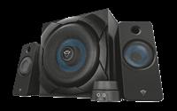 Zvučnici TRUST GXT 648 Zelos, 2.1, gaming, 100W, crni
