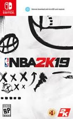 Igra za NINTENDO Switch, NBA 2K19 Standard Edition - Preorder