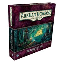Društvena igra ARKHAM HORROR - The Forgotten Age, living card game, ekspanzija