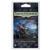 Društvena igra ARKHAM HORROR - The Labyrinth Of Lunacy, living card game, scenario pack