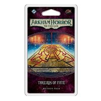 Društvena igra ARKHAM HORROR - Threads Of Fate, living card game, mythos pack