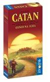 Društvena igra CATAN, dodatak za igru 5-6 igrača (HR)