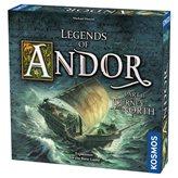 Društvena igra LEGENDS OF ANDOR - Journey To North, ekspanzija