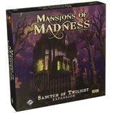Društvena igra MANSIONS OF MADNESS 2nd edition, Sanctum Of Twilight, ekspanzija