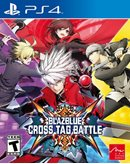 Igra za SONY PlayStation 4, Blazblue Cross Tag Battle