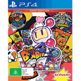 Igra za SONY PlayStation 4, Super Bomberman R: Shiny Edition