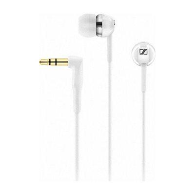 Slušalice SENNHEISER CX 1.00, in-ear, bijele, 3.5mm
