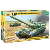 Maketa ZVEZDA, Russian Main Battle Tank T-80B, 1:35