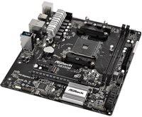 Matična ploča ASROCK AB350M, AMD B350, DDR4, mATX, s. AM4