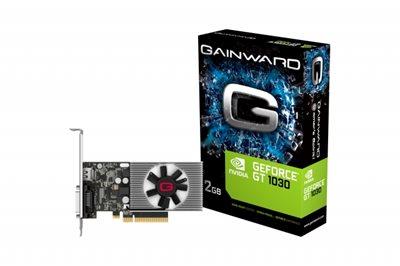 Grafička kartica PCI-E GAINWARD GeForce GT 1030, 2GB, DDR4, DVI, HDMI