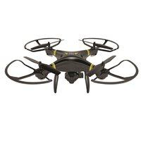 Dron MS Black Force, WiFi HD kamera, vrijeme leta do 11min, 2x baterija, upravljanje daljinskim upravljačem