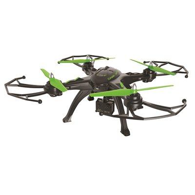 Dron MS Dark Spy, WiFi HD kamera, vrijeme leta do 12min, 2x baterija, upravljanje daljinskim upravljačem
