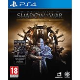 Igra za SONY PlayStation 4, Middle Earth: Shadow of War Gold Edition