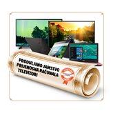 Produljeno jamstvo za prijenosno računalo / TV sa 36 na 60 mjeseci - vrijednosti uređaja 2001-4000 kn