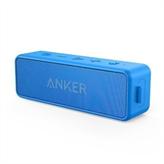 Zvučnik ANKER SoundCore 2, bluetooth, mikrofon, 12W, vodootporan, plavi