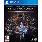 Igra za SONY PlayStation 4, Middle Earth: Shadow of War Silver Edition