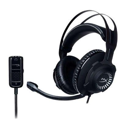 Slušalice HyperX Cloud Revolver Gaming, HX-HSCR-GM, crne