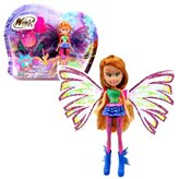Lutka WINX, Sirenix Mini Magic, Flora