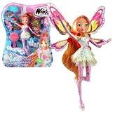 Lutka WINX, Tynix Fairy, Flora, 28cm