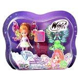 Lutka WINX, Tynix Mini Magic, Flora