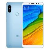 """Smartphone XIAOMI Redmi Note 5, 5.99"""", 4GB, 64GB, Android 8.0, plavi"""