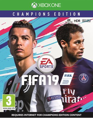 Igra za XBOX ONE, FIFA 19 CHAMPIONS EDITION - Preorder