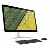 Računalo Acer Aspire All-in-one Z24-880 / Core i3 7100T, 8GB, 256 SSD, DVDRW, Intel HD Graphics, 23.8 FHD LED, Linux, miš, tipkovnica